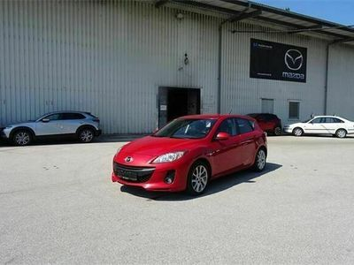 gebraucht Mazda 3 Sport CD116 TX NAVI