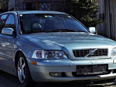 gebraucht Volvo V40 1,9 D Comfort TD Kombi / Family Van