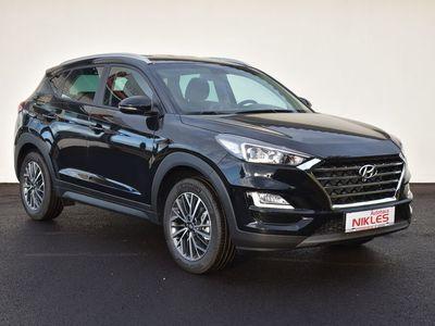 gebraucht Hyundai Tucson 16 CRDI Level 3