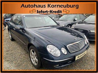 gebraucht Mercedes E270 Elegance CDI Aut.