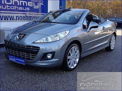 gebraucht Peugeot 207 CC Active 1,6 VTi 16V***Klimaautomatik*PDC* Tempo