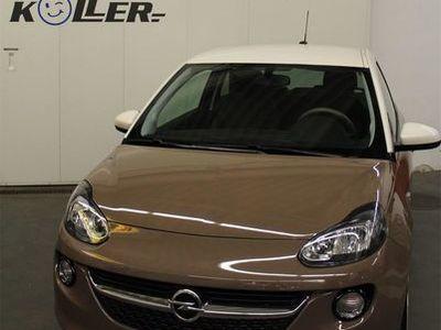 gebraucht Opel Adam 1,0 Turbo Slam Ecotec Direct Injection Sta... Limousine,