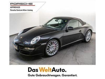 used Porsche 911 Carrera S Cabriolet Cabrio (997) / Roadster,