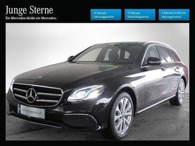 gebraucht Mercedes E220 T Austria Edition Avantgarde 4MATIC Aut. *Neupre