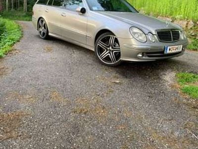 gebraucht Mercedes E280 Avantgarde CDI Aut.