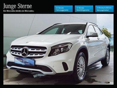 gebraucht Mercedes GLA180