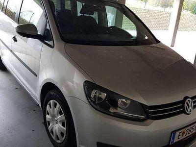 gebraucht VW Touran Cross 1,6 TDI TD