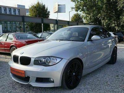 gebraucht BMW 123 Coupé 123 d M-Paket Ö-FHZ Kette/Kupplung NEU!
