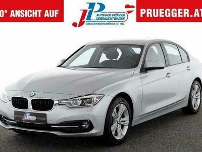 gebraucht BMW 316 d Sport Line Autom. NAVI-PROF LED NP 46.478,--