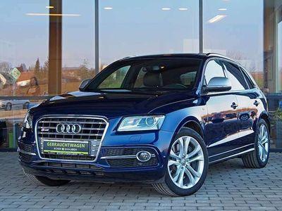 gebraucht Audi SQ5 3,0 TDI quattro DPF Tiptronic, Panoramadach
