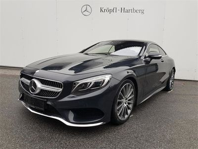used Mercedes S500 4MATIC Coupé AMG-Line