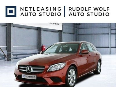 gebraucht Mercedes C220 T d Avantgarde+Business+Assistenz-P+LEDHi+