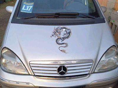 gebraucht Mercedes A170 CDI Klein-/ Kompaktwagen