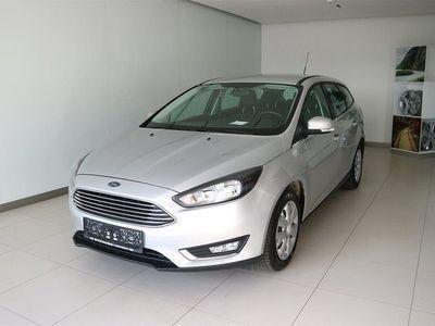 brugt Ford Focus Traveller 1,5 EcoBoost Titanium Kombi / Family Van,