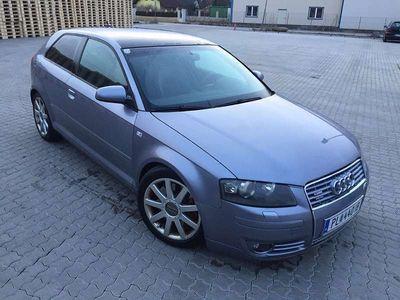 gebraucht Audi A3 3,2 V6 Sportwagen / Coupé