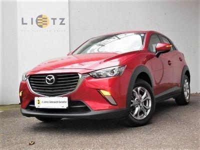 gebraucht Mazda CX-3 G120 Challenge