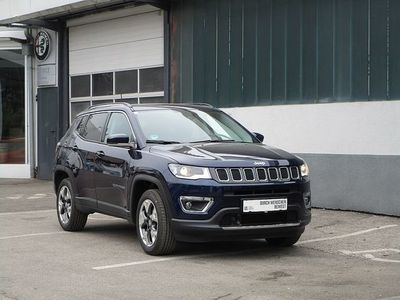 brugt Jeep Compass 2,0 MultiJet II AWD Limited Aut.