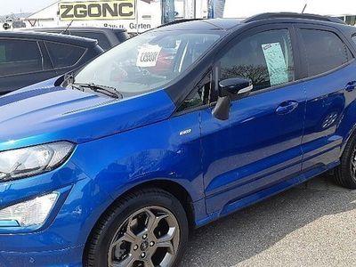 gebraucht Ford Ecosport 1,0 EcoBoost ST-Line ST-Line