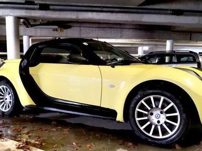 gebraucht Smart Roadster Softouch