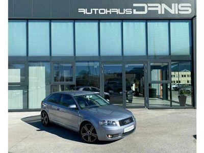 gebraucht Audi A3 1.9 TDI Attraction Climatronic 1. Besitz!!