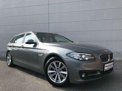 gebraucht BMW 520 520 d Touring Österreich-Paket Aut.*TOP ANGEBOT*