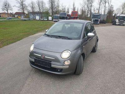 gebraucht Fiat 500 1.2 automatic