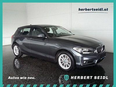 gebraucht BMW 118 d Advantage *NP € 37.498,-*