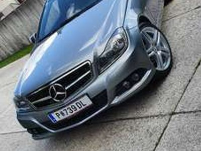gebraucht Mercedes C180 cgi Sportwagen / Coupé