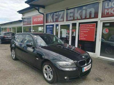 gebraucht BMW 318 3er-Reihe Kombi LCI Touring Österreich-Paket