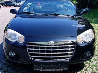 gebraucht Chrysler Sebring Cabriolet Cabrio 2,0 LX / Roadster,