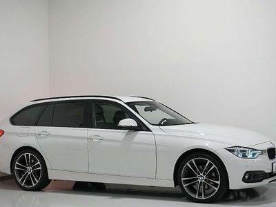 gebraucht BMW 320 3er-Reihe D xDrive F31 Facelift Aut./Navi/LED/FINANZIERUNG Kombi / Family Van