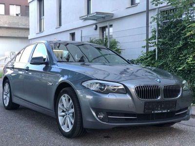 gebraucht BMW 525 5er-Reihe d F10 3.0D Österreich-Paket Aut. **6 Zylinder*Top Zustand** Limousine