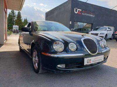 gebraucht Jaguar S-Type **TRAUMAUTO** 4,0 V8 Aut.