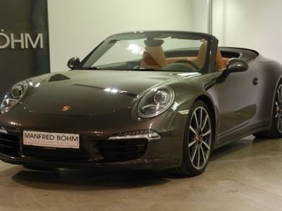 gebraucht Porsche 911 Carrera 4 Cabriolet PDK Modell 991 Cabrio / Roadster,
