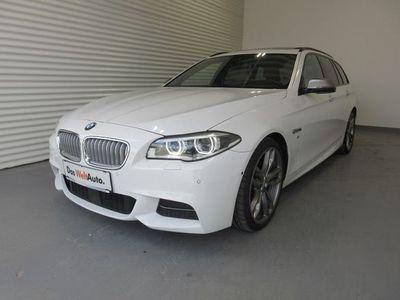 gebraucht BMW M550 d xDrive Touring Aut.