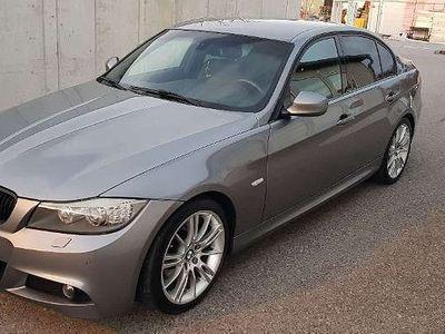 gebraucht BMW 325 3er-Reihe d E90 M-Paket ab Werk Limousine