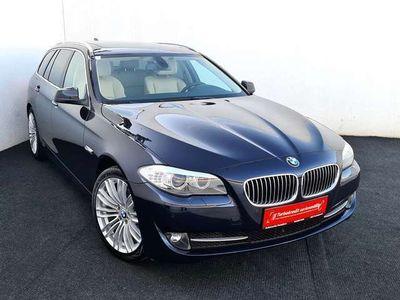 gebraucht BMW 520 d Kombi Diesel (F11) Touring Österreich-Paket