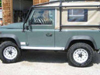 gebraucht Land Rover Defender 90 TD4 Softtop
