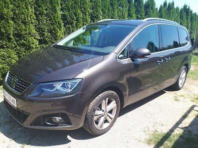 gebraucht Seat Alhambra Xcellence 2,0 TDI DSG Kombi / Family Van