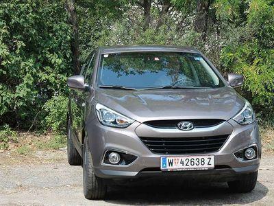 gebraucht Hyundai ix35 1.7 CRDI SUV / Geländewagen,