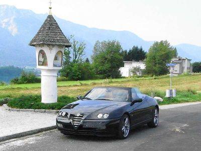 gebraucht Alfa Romeo Spider 3.2 V6 Lusso - nur 551 produzierte Exemplare Cabrio / Roadster