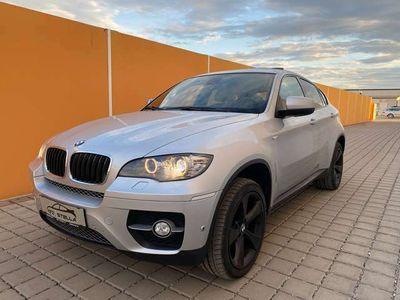gebraucht BMW X6 xDrive40d Aut. HEAD UP/360/SOFT CLOSE/Schiebedach