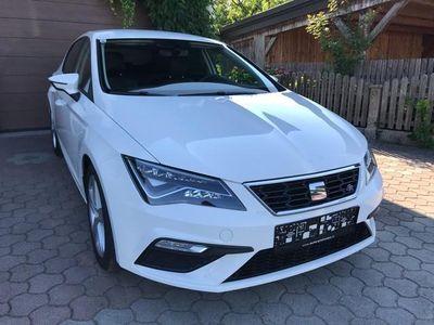 gebraucht Seat Leon FR Plus 2,0 TDI 1.Besitz-LED-Facelift