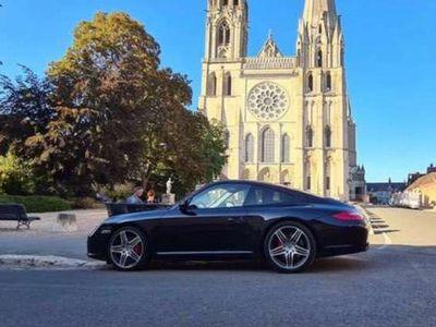 gebraucht Porsche 911 Carrera S 997 Coupé II PDK Klappe SportChrono