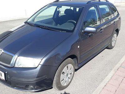 gebraucht Skoda Fabia Combi Luca 1,4 16V Klein-/ Kompaktwagen,