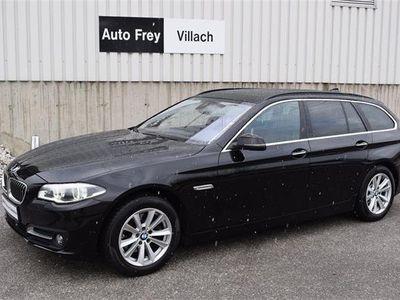 usata BMW 520 5er-Reihe d xDrive Touring Österreich-Paket Aut. Kombi / Family Van,