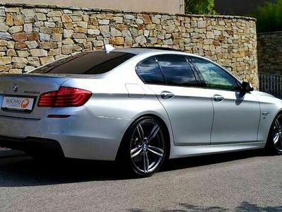 gebraucht BMW 550 d xDrive Aut.*adapt.LED*SD*HeadUp*20 Zoll*Kamera*