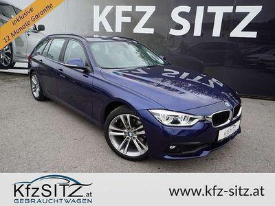 gebraucht BMW 320 d Touring Advantage**8FACH/LED/KEYLESS**