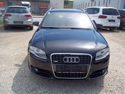 gebraucht Audi A4 Avant 2,0 TDI DPF S line
