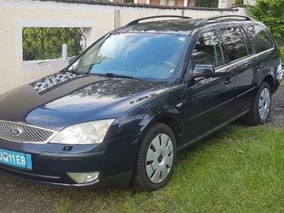 used Ford Mondeo Traveller Ghia 2,0 TDCi